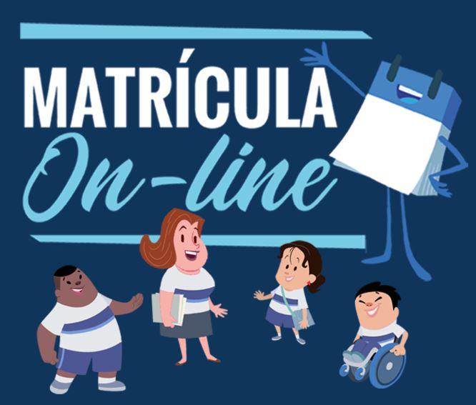 Matrícula Online RIO 2020
