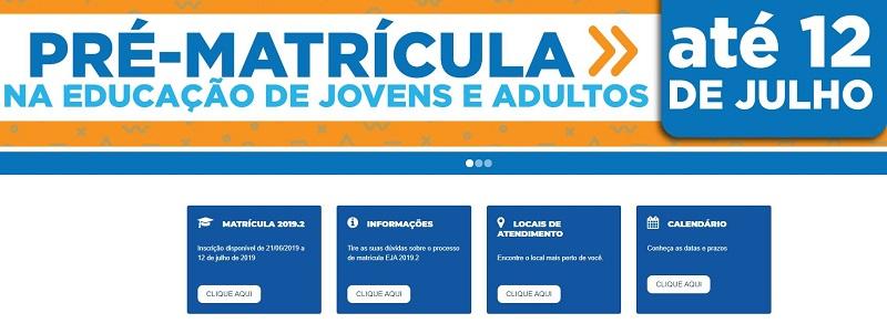 Inscrição Matrícula Escolar Maceió AL 2021