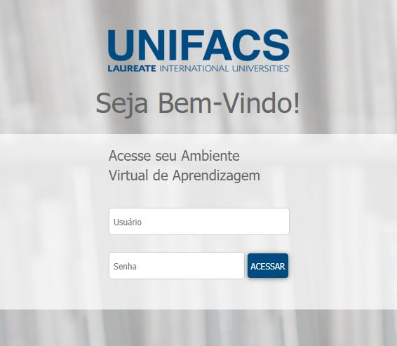 Portal UNIFACS EAD